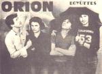 Orion zenekar vintage